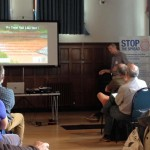 Tony Bostock MBE of Severn Rivers Trust on silt pollution & soil loss - 'We treat soil like dirt'
