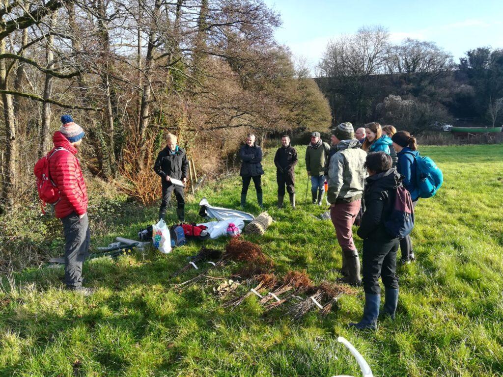 River charity near Bristol